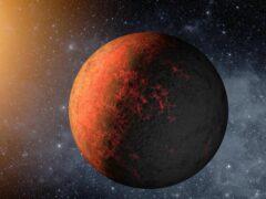 Ученые нашли на Марсе следы кипящей воды