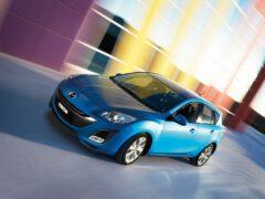 Росстандарт сертифицировал новые Mazda 3 для России
