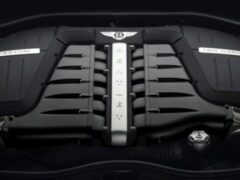 Bentley показал видео гибридного трансформера EXP 100 GT