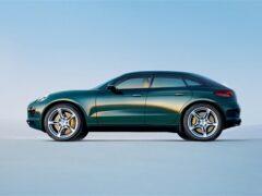 Только «зеленые»: Porsche Macan лишится ДВС