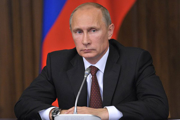Россия Владимир Путин