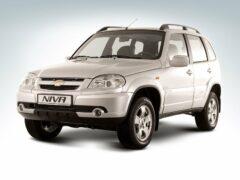 GM-АвтоВАЗ обновил Chevrolet Niva актуального поколения