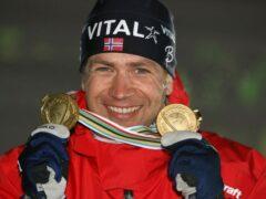 Уле-Эйнар Бьорндален продолжит карьеру биатлониста