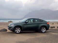 На «Автоторе» началась сборка BMW X6 нового поколения