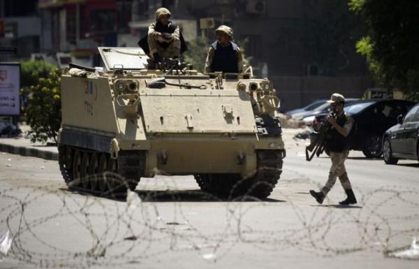 Египет Войска