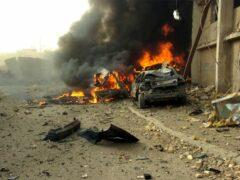 В результате взрывов в Багдаде погибли 17 человек