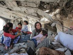 Сирийская оппозиция: 200 мирных жителей оказались в ловушке