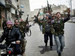 Сирийская армия захватила ключевой район Хомса