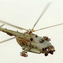 Вертолет Ми-8 рухнул в Хабаровском крае