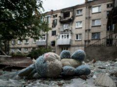 Мэрия: в результате обстрела Горловки погиб человек