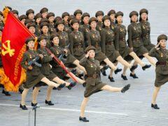 КНДР празднует очередной юбилей окончания войны
