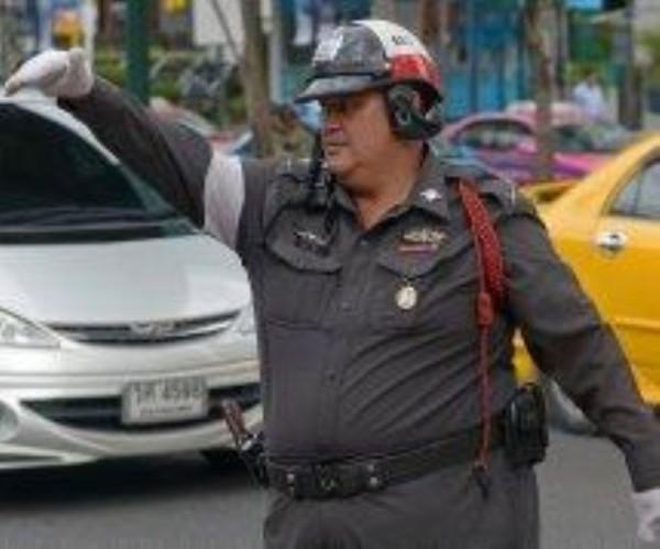 Тай полиция