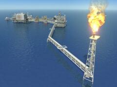 Гигантское газовое месторождение обнаружено у берегов Египта