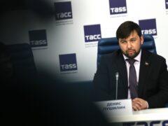 Пушилин: Киев нарушил «режим тишины»