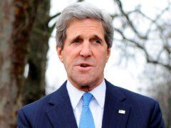 Керри встретится с израильскими и палестинскими лидерами