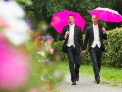 В Колумбии заключен первый однополый брак