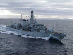 Королевский флот собирается в Сирию