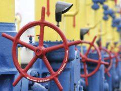 Москва пригрозила прекращением поставок газа на Украину