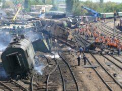ЖД авария в Испании унесла жизни 77 человек