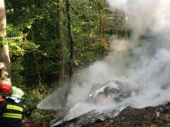 Два самолета столкнулись в Словакии: семеро погибших