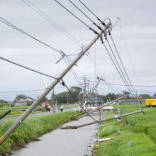 Тайфун «Гони» натворил бед в Приморье: эвакуировано 300 человек
