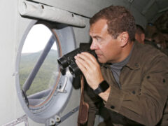 Япония вручила России официальный протест в связи с поездкой Медведева на Курилы