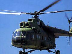 В Хабаровском крае пропал вертолет с пассажирами