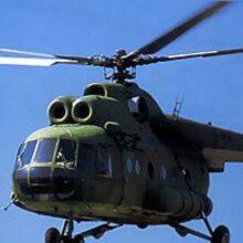 Пострадавшие при крушении вертолёта доставлены в Хабаровск
