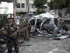 В Кабуле произошел мощный взрыв: погибло не менее 12 человек