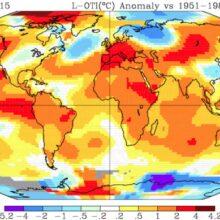 Ученые NASA: Земля разогрелась до максимального уровня