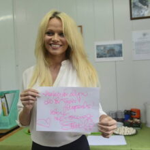 Буй Памелы Андерсон ушел во Владивостоке за 3 млн рублей