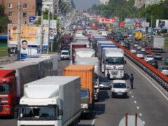 Составлен рейтинг регионов с самым большим автопарком