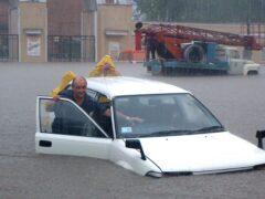 Очередной циклон идет на Приморье: кто утонет в этот раз