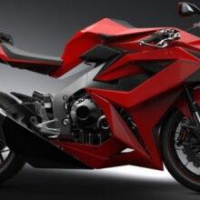 В мире мотоциклов появился Чак Моторс «Молот»