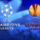 Украинские клубы в еврокубках: 2 очка на троих