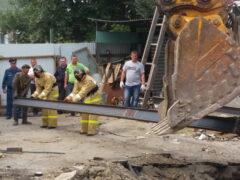 В Приморье не нашли мужчину, провалившегося в старую шахту