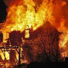 На Камчатке сгорела школа, в которой был организован избирательный участок