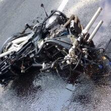 В Приморье по вине неадекватных водителей продолжают гибнуть мотоциклисты