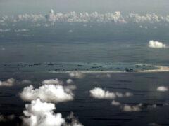 КНР заявляет о войне в Южно-Китайском море