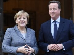 Кэмерон и Меркель обсудили отношение к России и Сирии