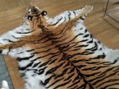 В Приморье возбуждено дело по факту продажи шкуры амурского тигра