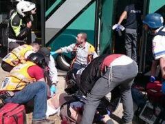 Три человека убиты и десятки ранены в пяти атаках в Восточном Иерусалиме