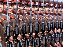 Ким Чен Ын: КНДР готова к «любому виду войны» против США
