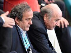 Футбольные скандалы. Блаттер и Платини отстранены от работы