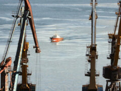 В Приморье бастуют моряки из Украины