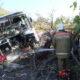 В Хабаровском крае перевернулся школьный автобус, 8 пострадавших