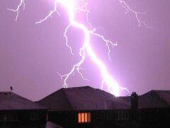 Мощный циклон ударил по Дальнему Востоку