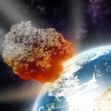 НАСА: к Земле движется огромный астероид