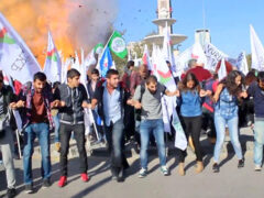В Результате двух терактов в Анкаре погибло более 80 человек