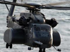 Испанский военный вертолет потерпел крушение в Атлантике